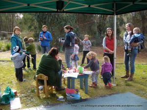 Euroa Arboretum kids