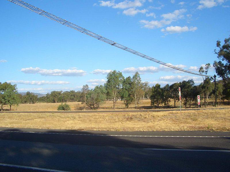 Fauna Bridges on the Hume Freeway – Strathbogie Ranges