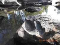 Fascinating rock sculptures.