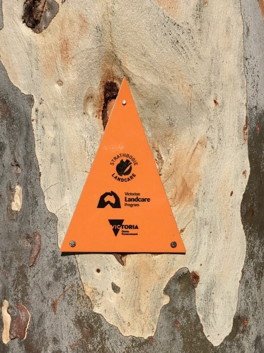 The new trail markers funded by GB CMA will be fully rolled out when the trail is complete