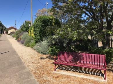 Railway gardens