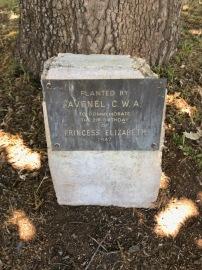 Princess Elizabeth plaque