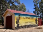 The Old Fire Shed Longwood and District were the first registered Bush Fire Brigade in Victoria. Black Saturday 1965 their darkest day, with 7 local deaths. A commemorative mural now graces the old Fire Shed.